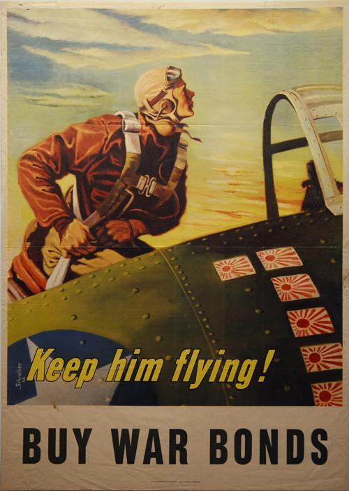 DE2 - Keep Him Flying