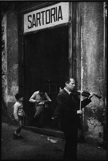 NAPLES, 1956