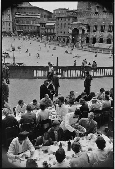 SIENA, 1956